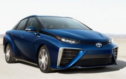 Hidrojen ile Çalışan Araba Satışta