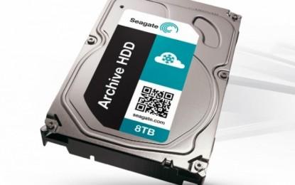 Seagate'den Sabit Diskler İçin Yeni Teknoloji 'SMR'